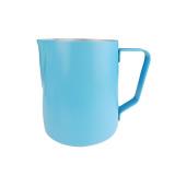 Harga Tidak Lengket Stainless Steel Kopi Espresso Latte Berbusa Kendi Biru 600 Ml Oem Online