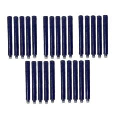 Nonof 25 Pcs Jinhao Ukuran Internasional PEN Ink Cartridge Cocok untuk Digunakan Di Rumah atau Di Kantor-Intl