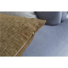 Nordic Kopi IKEA Warna Beige Bantal Pinggang Bantal Tempat Tidur Sofa Dapat Disesuaikan-Intl