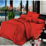 Top 10 Nyenyak Sprei Queen Motif Red 160X200 Cm Online