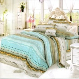 Nyenyak Sprei Single Motif Electric 120X200 Cm Terbaru