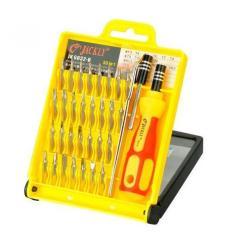 Obeng Jackly 33 in 1 Precision Screwdriver Professional Repair Tool Kit - JK-6032B