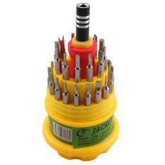 Obeng Serbaguna Magnetik 31 in 1 - Precision Screwdriver Professional Repair Tool Kit ME-6036C