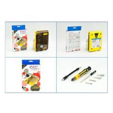 Obeng Set Jackly 45 in 1 Precision Screwdriver Professional Repair Tool Kit - JK-6089C