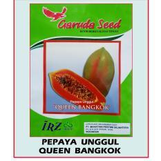 OBRAL MURAH 1 gr benih pepaya bangkok queen bangkok
