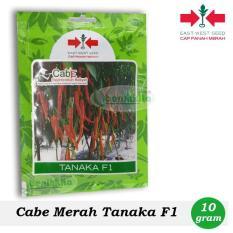 Obral Murah Benih-Bibit Cabe Merah Besar Tanaka F1  (Cap Panah Merah)