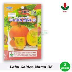 Obral Murah Benih-Bibit Labu Kuning Golden Mama 35 (BISI)