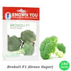 Obral Murah Benih/Bibit Brokoli Green Super (Known-You Seed)