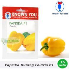 Obral Murah Benih/Bibit Paprika Kuning Polaris F1 (Known You Seed)