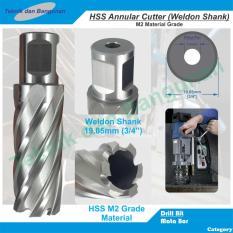 Jual Oem Annular Cutter 28Mm X 50Mm Hss M2 Material Weldon Shank Oem Grosir