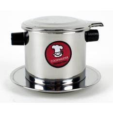 Harga Oem Stainless Vietnam Coffee Dripper Small 120Ml Vcd06 Perak Baru