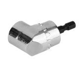 Cuci Gudang Oh 105° Angle 1 121 92 Cm Ekstensi Hex Socket Adaptor Pemegang Mata Bor Obeng