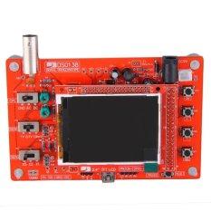 Harga Oh Merah Dso138 Disolder Ukuran Saku Digital Oscilloscope Kit Diy Bagian Elektronik Merah Oem Tiongkok