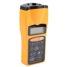 OH LCD Ultrasonik Mengukur Jarak Meter Laser Kisaran Titik Finders18m Alat Orange & Black-Intl