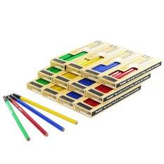 Jual Ohome Pendoff Graphite Pencil 2B Pensil Serut Tulis Set 12 Lusin Ms Pf 6161 Satu Set