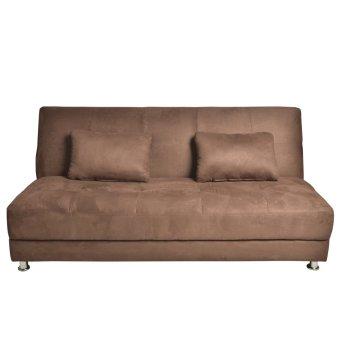 sofa bed OLC Sofabed Copenhagen Coklat Jabodetabek Only Murah Promo Diskon .
