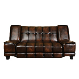 Promo Olc Sofabed Handle Brown Classic Wash Jabodetabek Only Murah