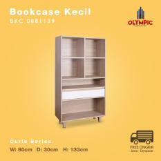 Olympic Curla Series Bookcase - Rak Buku Kecil