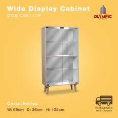 Olympic Curla Series Display Cabinet Big - Rak Pajangan Ukuran Besar