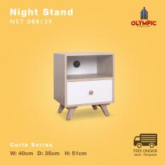 Olympic Curla Series Night Stand - Nakas