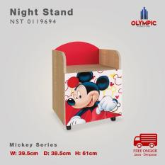 Olympic Kids Mickey Night Stand Nakas Anak - NST 0119694