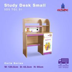 Olympic Kids Study Desk Small - Meja Belajar Anak Character Rapunzel