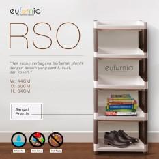 Rak Susun Plastik RSO 05 Eufurnia Olymplast / 100% FREE ONGKIR JAWA DENPASAR