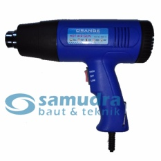 Tips Beli Orange Heat Gun Pistol Pemanas Sablon Hot Air Gun Hanya 750 Watt