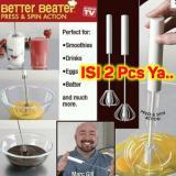 Beli Original Better Beater Hand Mixer Otomatis Manual As Seen On Tv Harga 1 Set Isi 2Pcs Di Jawa Tengah