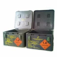 Toko Original Box Kotak Plastik Bekas Peluru Pindad Serbaguna Hijau Lokal Di Jawa Timur