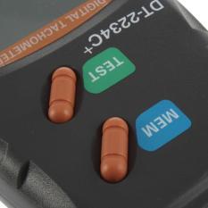 ORIGINAL - Digital Laser Infrared Tachometer RPM Alat Ukur Kecepatan