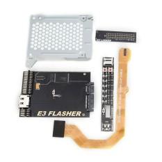 Asli E3 Nor Flasher dengan 4 Bagian untuk PS3 Dual Boot Slim Power Switch-Downgrade dari V4.5 untuk V3.55 -Intl