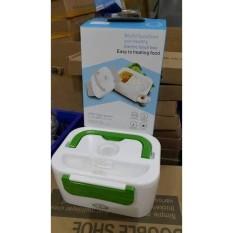 ... ORIGINAL Electric Power Lunch Box Kotak Penghangat Makanan Elektrik