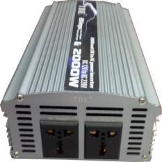 ORIGINAL - Jual Inverter + Charger 2 In 1 Merk TBE 2000 Watt
