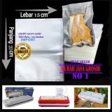 Harga Original Plastik Vacum Sealer 15 X20 Cm Plastik Vacuum Sealer Kedap Uadara Import Plastik Penyimpan Makanan Fullset Murah