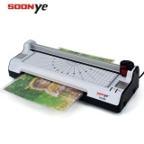 Jual Original Soonye Laminator Paper Photo A4 Cutter Trimmer Corner Document Picture Round Photo Scrapbook Trimmer Lightweight Cutting Mat Machine Intl Oem Di Tiongkok