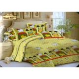 Jual Original Sprei Endless Love Ukuran 180X200 Hello Kitty Murah Di Indonesia