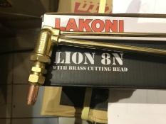 Harga Original Stang Las Blender Gas Cutting Torch Lakoni Lion 8N New