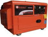 Ulasan Oseru Genset 5500 Watt Silent Os 7700Xe Diesel Generator Set Electric Starter