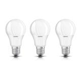 Jual Osram Bohlam Led Bulb 10 5W 3 Buah Putih Baru