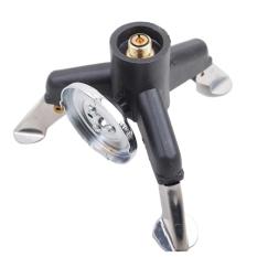 Kolam Tumpuan Kaki Tiga Kompor Gas Konektor Tangki Berdiri Adaptor-Internasional By Sportschannel.