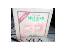 Oven bima star 38 (only Go-Jek)