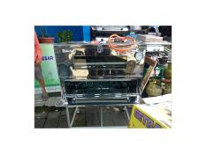 oven gas uk 60x55 + termometer
