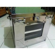 Oven Stainless/ Oven Tangkring/ Oven Kompor - Xrabgp