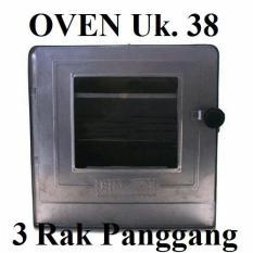 TEBE - Oven Tangkring Oven Kompor Gas Bima 3 Susun - 38cm