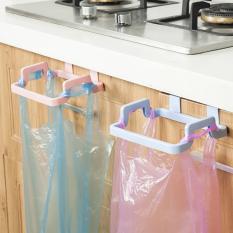 Di Atas Pintu Teh Rak Handuk Bar dan Tidak Tergantung Dudukan Rel Lemari Dapur Lemari Penyelenggara Kamar Mandi Gantungan Rak-biru -Internasional