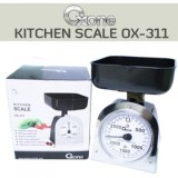 Spek Oxone Ox 311 Fruit And Kitchen Scale 3Kg Oxone