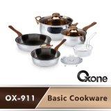 Spesifikasi Oxone Ox 911 Basic Cookware Set 4 2Pcs Lengkap