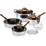 Jual Oxone Ox 911 Basic Cookware Set 4 2Pcs Lengkap