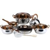 Jual Cepat Oxone Ox 933 Eco Cookware Set 9 Buah